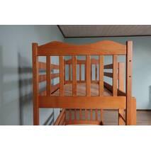 Двухъярусная кровать Мауглі