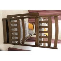 Двухъярусная кровать Бембі с подъемным механизмом