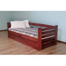 """Односпальне ліжко з п/м """"Карлсон"""""""