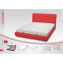 Двоспальне ліжко Фараон