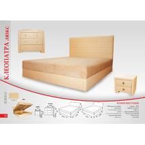 Двоспальне ліжко Клеопатра