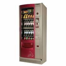Торговий снековый автомат Saeco Smeraldo 36, повне ТЕ