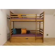 Двухъярусная кровать Шрек с подъемным механизмом
