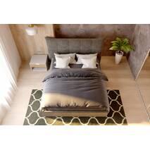 Двоспальне ліжко Місті