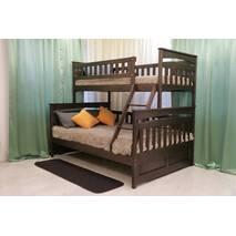 Двухъярусная кровать Русалонька