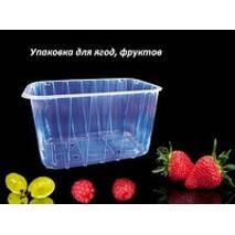 Контейнер для ягод 1 кг (панетка)