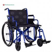 Усиленная Инвалидная коляска Millenium HD 50 см