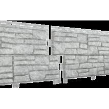 Фасадні панелі Stone Hous Сланець, колір: Світло-сірий