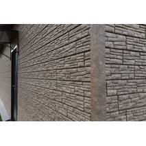 Фасадні панелі Stone Hous Сланець, колір: Бурий
