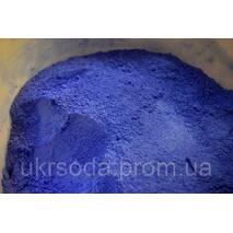 Лужний блакитний, фасовка 0,05 кг.