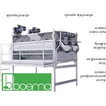 Лінії шокової заморозки овочів, фруктів, ягід за технологією IQF (комплексні лінії та окремі машини)
