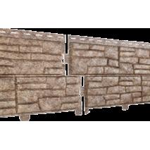 Фасадні панелі Stone Hous Сланець, колір: Бежевий