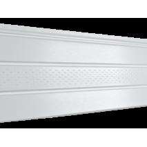 Софит серия Sofit PRO, цвет: Белый (частично перфорированый)