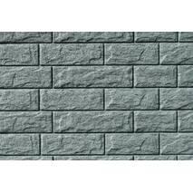 Фасадні панелі Stone House Камінь, колір: Смарагдовий