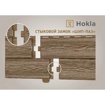 Фасадні панелі  Hokla Модрина, колір: Світла