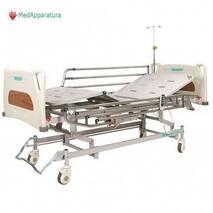Кровать с электроприводом и регулировкой высоты, 4 секции
