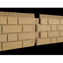 Фасадні панелі Stone Housе S-Lock Клінкер, колір: Гірчаний