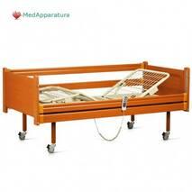 Кровать деревянная функциональная с электроприводом
