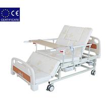 Медична електро ліжко з туалетом E20 Медаппаратура