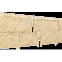 Фасадні панелі Stone Housе Камінь, колір: Золотистий