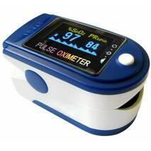 Пульсоксиметр CMS50D цветной дисплей + чехол + гарантия + документы