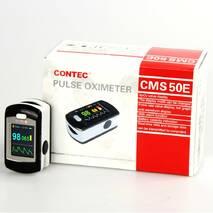 Пульсоксиметр Contec CMS50E