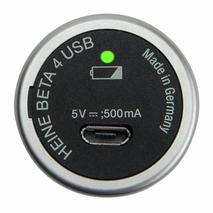 Руків'я Heine Beta 4, що перезаряджається, USB (X - 007.99.387) Медаппаратура