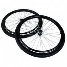 """Колесо заднє надувне для інвалідних колясок OSD 24"""" x 1⅜"""" в комплекті з шинами """"Kenda"""" OSD - WH Медаппаратура"""