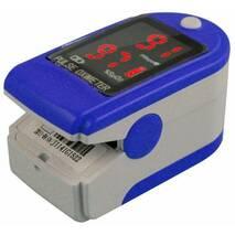 Пульсоксиметр Contec CMS50DL светодиодный дисплей Медаппаратура