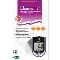 Глюкометр Infopia Element   тест смужки №35