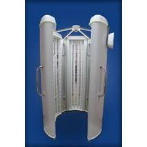Аппарат для лечения псориаза Псоролайт 100-6 (кабина 5-ти секционная) Медаппаратура