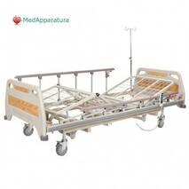 Кровать медицинская с электроприводом, 4 секции