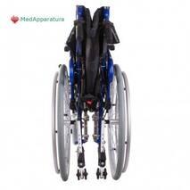 """Багатофункціональна коляска """"RECLINER MODERN"""" синя"""