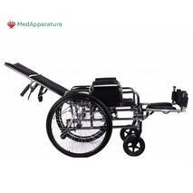 """Багатофункціональна коляска """"RECLINER"""" хром"""