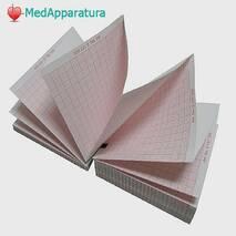 Бумага ЭКГ, 210х300х150, 70 г/м2 плотность   МАС-1200