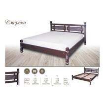 Двоспальне ліжко Смерека