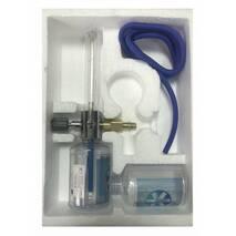 Зволожувач кисню Y - 002 з витратоміром і настінним газовим клапаном (кисневою розеткою) Медаппаратура