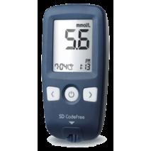 Акція Глюкометр SD CodeFree   Тест-полоски для визначення глюкози в крові 50 шт. Медаппаратура
