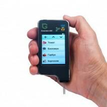 GreenTest ECO 5. Нитрат-Тестер, Дозиметр и измеритель жесткости воды Сорбополимер  Медаппаратура
