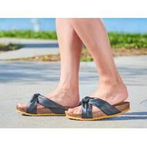 Шльопанці на пробковій підошві Trend Walkmaxx Чорний  40