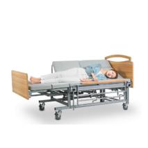 Медичне ліжко з туалетом Е08. Функціональне ліжко. Ліжко для осіб з інвалідністю. Сучасний дизайн.