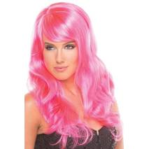 Парик Be Wicked Wigs - Burlesque Wig - Pink