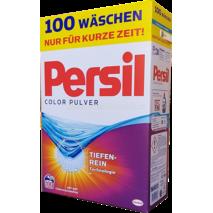 Стиральный порошок Persil Персил ОРИГИНАЛ 6,5 кг 100 ст цветного Германия