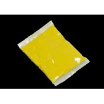Краска Холи органическая Ярко-Желтая, пакет 100 грамм