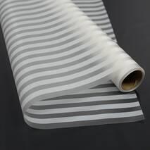Калька для кольорів смужка біла 0,7х10 м