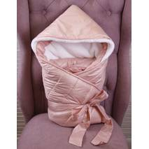 Набор для выписки из роддома зимой для девочки Brilliantbaby Финляндия 56-68 розовый