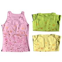 Майка-ластик спинка кокетка для дівчинки