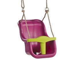 Качели для детей с защитой Kbt Luxe Качели, Фиолетовый