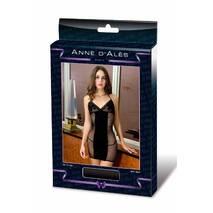 Платье-сетка Anne De Ales Dernier Tango Black M/L