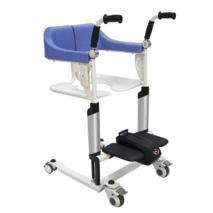 Транспортировочное кресло-коляска для инвалидов MIRID MKX-02B (с электродвигателем)